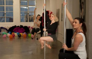 pole dancing classes sandton johannesburg vixen