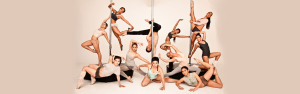 Pole dancing classes in Johannesburg